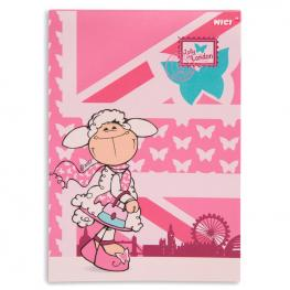 Cuaderno A6 Jolly Londres Nici