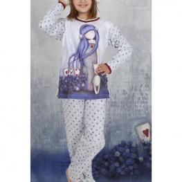 Pijama Gorjuss Dear Alice Juvenil