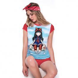 Pijama Gorjuss Little Fishes Adulto