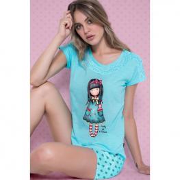 Pijama Gorjuss Pretty As A Picture Adulto