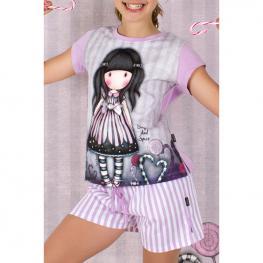 Pijama Gorjuss Sugar & Spice Juvenil