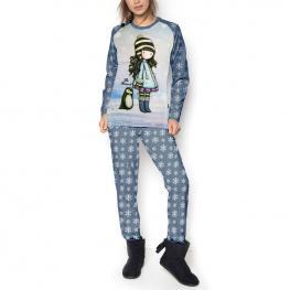 Pijama Gorjuss The Blizzard Adulto Caja Metal