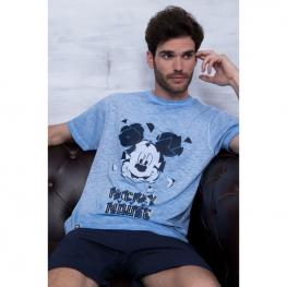 Pijama Mickey Disney Glass Adulto