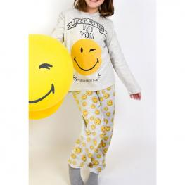Pijma Smiley Better Smiley World Juvenil