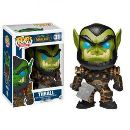 Figura Pop! Vinyl World Of Warcraft Thrall