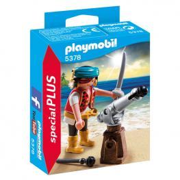 Pirata Con Cañon Playmobil Special Plus