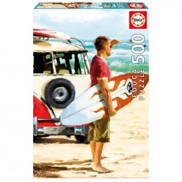 Puzzle Surfista 500Pz