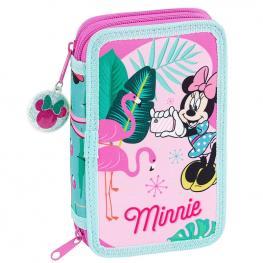 Plumier Minnie Palms Disney Doble 28Pzs