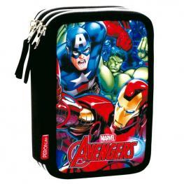 Plumier Vengadores Avengers Return Marvel Triple