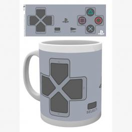 Taza Playstation Full Control