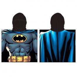 Poncho Toalla Batman Dc Comics