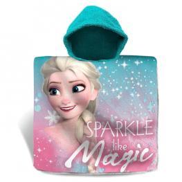 Poncho Toalla Frozen Disney Algodon