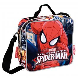 Portameriendas Spiderman Marvel Ultimate Termica