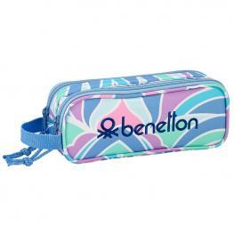 Portatodo Benetton Arcobaleno Doble