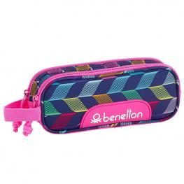 Portatodo Benetton Ondas Doble