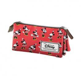 Portatodo Triple Minnie Disney Cheerful