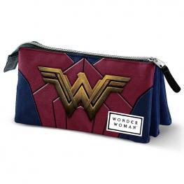 Portatodo Wonder Woman Dc Comics Triple