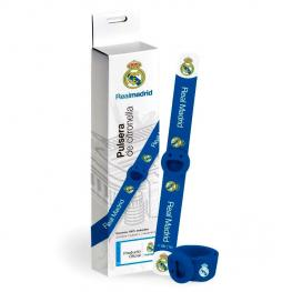 Pulsera Antimosquitos Real Madrid