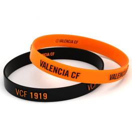 Pulsera Embossed Valencia Cf Junior