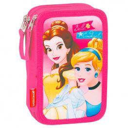 Plumier Princesas Disney Triple