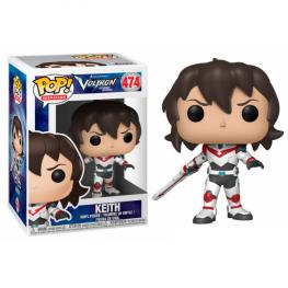 Figura Pop Voltron Keith