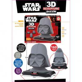 Puzzle 3D Darth Vader Star Wars Disney