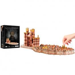 Puzzle 3D Desembarco del Rey Juego de Tronos