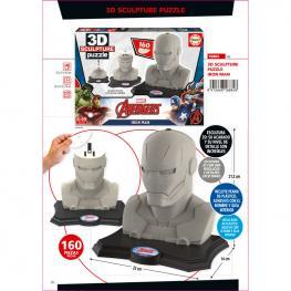 Puzzle 3D Iron Man Vengadores Disney