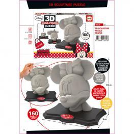 Puzzle 3D Minnie Disney