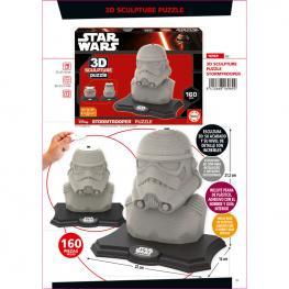 Puzzle 3D Stormtrooper Star Wars Disney