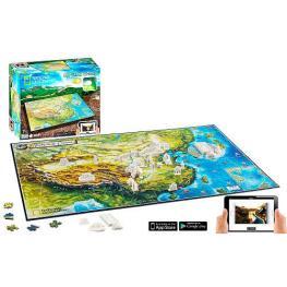Puzzle 4D Civilizaciones China