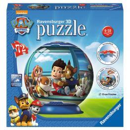 Puzzle Ball 3D Patrulla Canina Paw Patrol 74Pz