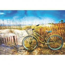 Puzzle Bicicleta En Las Dunas 1000Pz