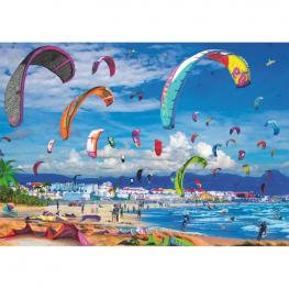 Puzzle Kitesurfing 1000Pz
