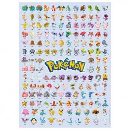 Puzzle Pokemon 500Pz