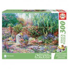 Puzzle Su Jardin 300Pz