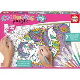 Puzzle Unicornio 150Pz