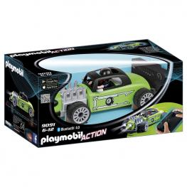 Racer Rock & Roll Rc Playmobil Action