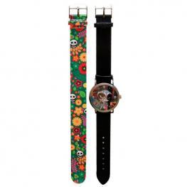 Reloj Analogico Candela Catrinas