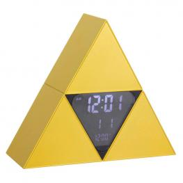 Reloj Despertador Triforce Zelda