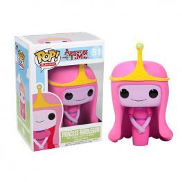 Figura Vinyl Pop! Tiempo de Aventuras Princess Bubblegum