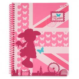 Cuaderno A5 Jolly Londres Nici