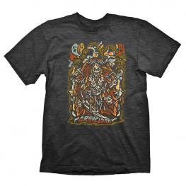 Camiseta Gravelord Dark Souls