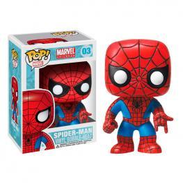 Figura Pop Marvel Spiderman