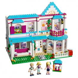 Casa de Stephanie Lego Friends