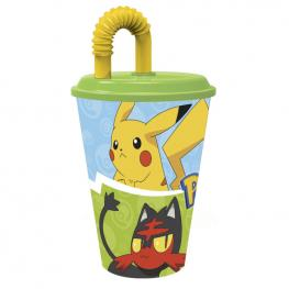 Vaso Caña Pokemon