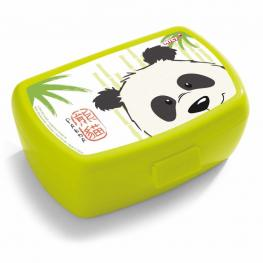 Sandwichera Panda & Serpiente Nici