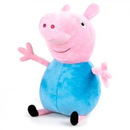Peluche George Peppa Pig 24Cm