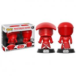 Set 2 Figuras Pop Star Wars Praetorian Guards Exclusive
