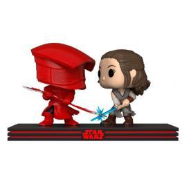 Set 2 Figuras Pop Star Wars The Last Jedi Rey & Praetorian Guard